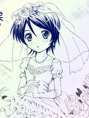 秘密的新娘小姐漫画