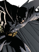 蝙蝠侠与其子漫画