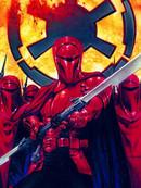 星球大战:血红帝国漫画