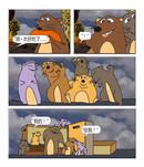 老鼠会说话漫画